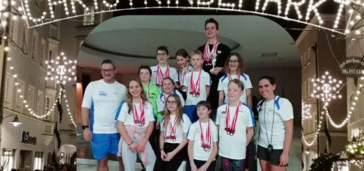 erfolgreiche Straubinger Mannschaft beim Rosenheimer Freilinger & Geisler-Cup